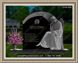 Cemetary Monuments in Brockville, Ontario