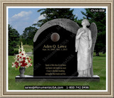 Headstone Memorial Online Servicing MacMinnville, Tennessee