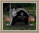 Headstone Memorial Online Servicing Oak Ridge, Tennessee