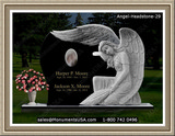 Monuments-Upright-Gravestone-Designs