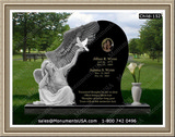 Affixing-Pictures-On-Headstones