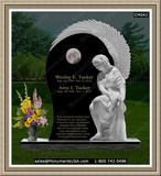 Infant-Tombstones-In-Arvada-Colorado