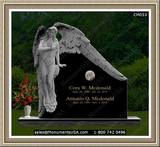 Gravestone-Crying-Angel