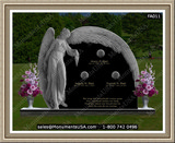 Engraved Garden Stone Online Servicing Asheville, North Carolina