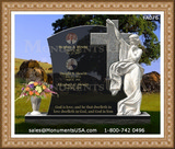 weeping-angel-grave-marker