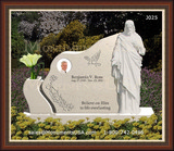 Granite-Headstone-Monuments