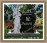 Headstones Granite Manufacturer Price in Five Forks, South Carolina