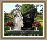 Headstones Granite Manufacturer Price in Woodfield, South Carolina