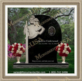 Headstones Granite Manufacturer Price in Clemson, South Carolina