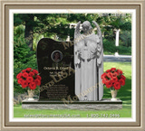 Cemetery Memorial Stones Services in Three Rivers, Michigan
