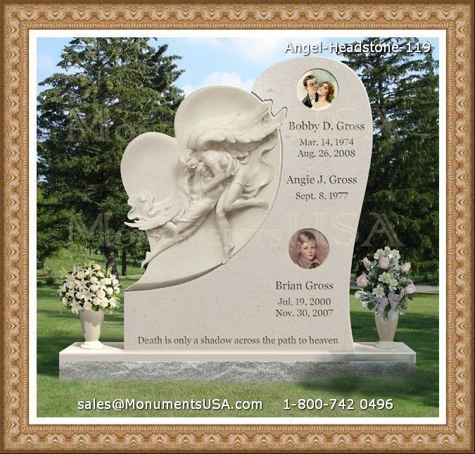 Headstone Statues