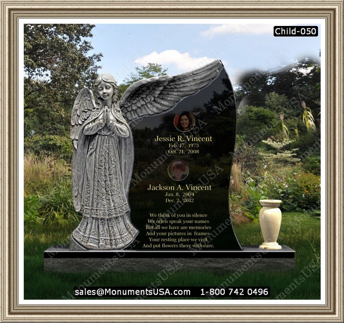 Hand Carved Headstones