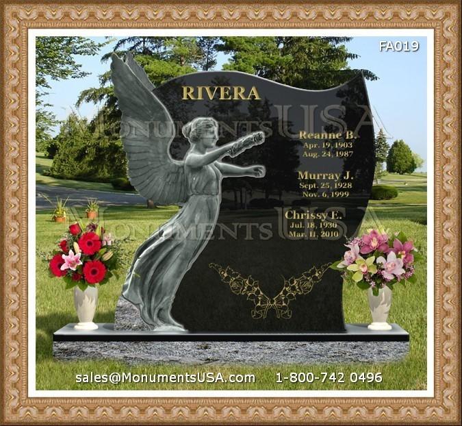headstone designs for children