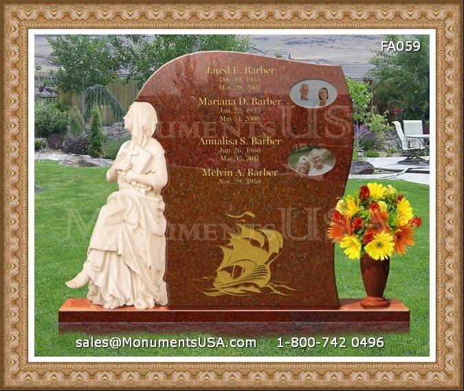 Personalized Gravestones