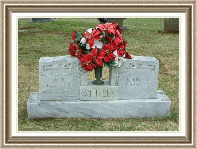Gravestone Benches Part - 30: Keith-Whitley-Monuments-For-Graves