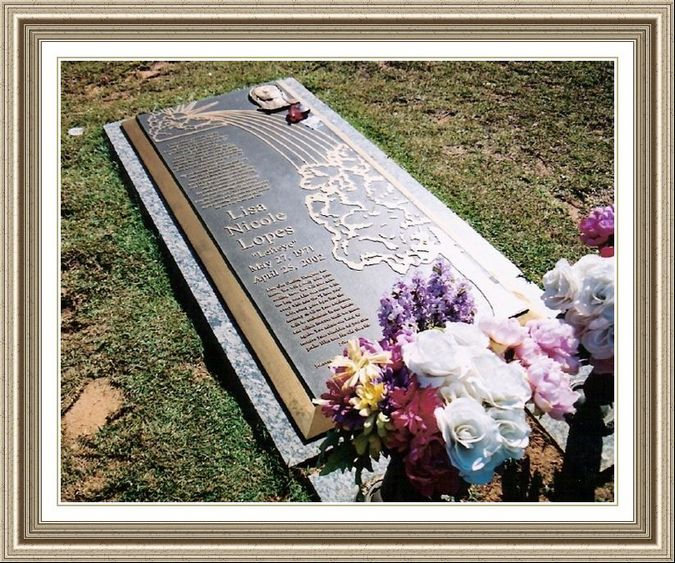 Lisa Lopes Granite Memorial Stones | Mile High Family Svc ...