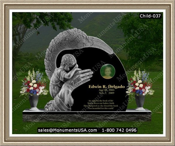 Headstone Floral Arrangements http://www.monumentsusa.com/Floral-Stone/Floral-Arrangement-With-Garden-Stone-In-It.html