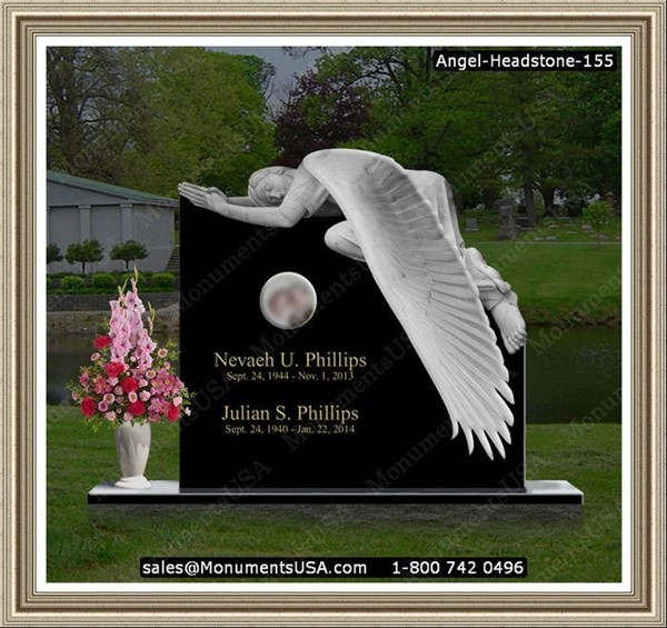 Memorial Photos For Gravestones http://www.monumentsusa.com/Granite-Memorial-Headstones/Flat-Headstones.html