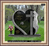 Christian Cross Icon Making Headstones