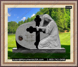 Christian Cross Icon Marble For Sculpture