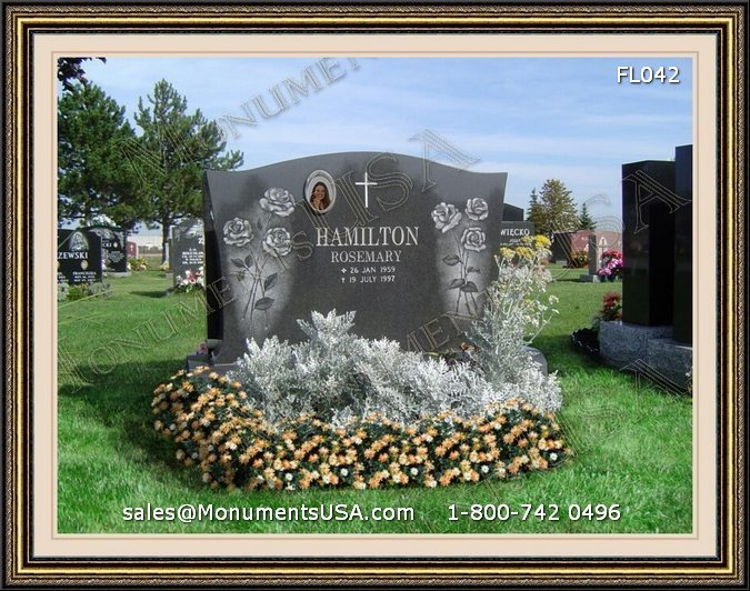 flower vases for gravestones with Grave Marker Fl042 on panions furthermore Heart Shaped Memorial Angel besides Angel Standing With Flowers likewise Double Heart Memorial in addition Graveside Flower Vases.