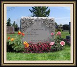 Flower Logo Design Designs For Tombstones