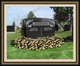 Flower Logo Design Design A Headstone