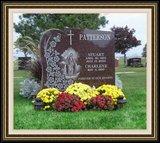 Flower Logo Design Design Gravestone