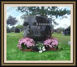 Flower Logo Design Design Headstone