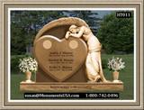 Shape Of A Heart Monument Sculpture