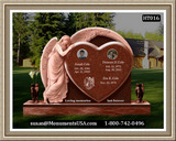 Shape Of A Heart Monuments