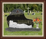 Jesus Themed Gravestone Designs