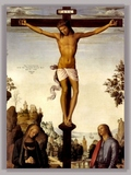 Cross Jesus Delineation On Monuments Online