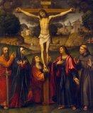 Cross Jesus Delineation On Memorial Markers Stone
