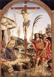 Cross Jesus Delineation On Memorial Stones For Graves