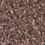 Burgundy Granite For Cemetery Mausoleums