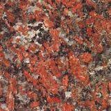Burgundy Granite For Mausoleum