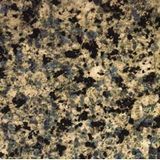 Black And Gold Granite For Tombstone
