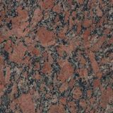 Multicolor Red Granite For Garden Stone Memorial