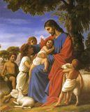 Help Me Jesus Paintings On Monument Marker