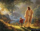 Help Me Jesus Paintings On Monument Memorial