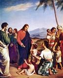 Help Me Jesus Paintings On Monument Statue