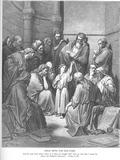 Bible New Testament Clipart On Granite Head Stone