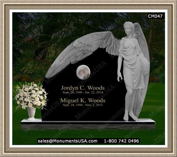 Headstones Gravestones Monuments Mankato Minnesota Usa