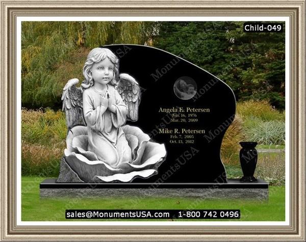 Headstones Gravestones Monuments Alice Texas Usa